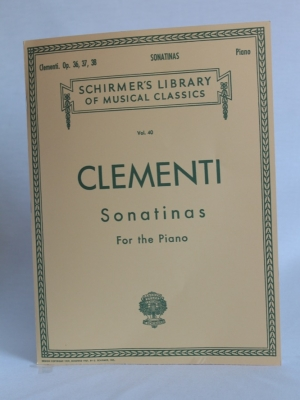 Clementi_Sonatinas_A