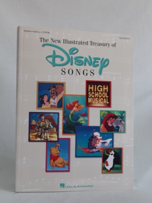 The New Ilustrated Treasury of Disney_A