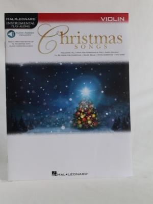 Christmas songs violin_A