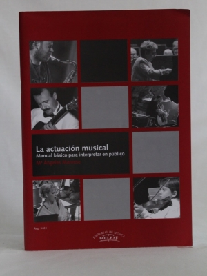 La actuacion musical_A