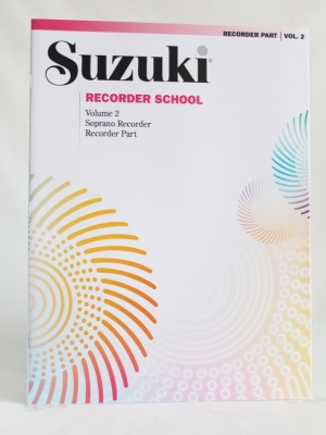 SUZUKI RECORDER SCHOOL VOL2_A