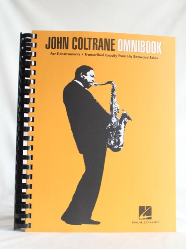 john coltrane omnibook_A