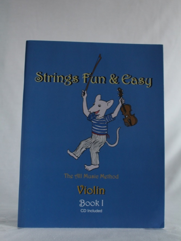 strings fun & easy book 1_A