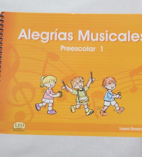 ALEGRIAS MUSICALES PREESCOLAR 1_A