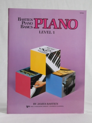 BASTIEN PIANO LEVEL 1_A
