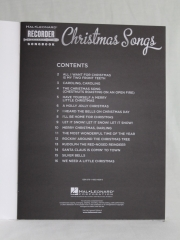 CHRISTMAS SONGS_B
