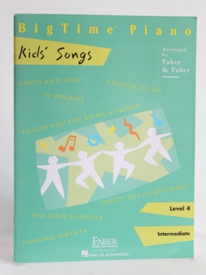 BIGTIME KIDS SONGS_A