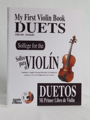 MY FIRST VIOLIN BOOK_A